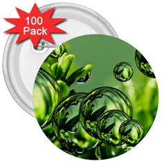 Magic Balls 3  Button (100 pack)