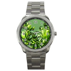 Magic Balls Sport Metal Watch