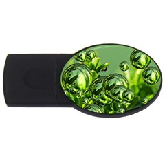 Magic Balls 4GB USB Flash Drive (Oval)