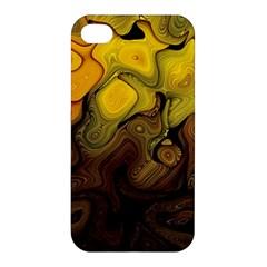 Modern Art Apple Iphone 4/4s Hardshell Case