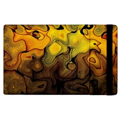 Modern Art Apple iPad 2 Flip Case