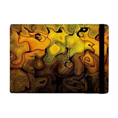 Modern Art Apple iPad Mini Flip Case