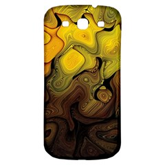 Modern Art Samsung Galaxy S3 S III Classic Hardshell Back Case