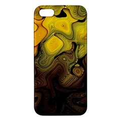 Modern Art Iphone 5 Premium Hardshell Case