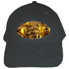 Magic Balls Black Baseball Cap
