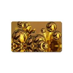 Magic Balls Magnet (Name Card)