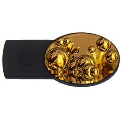 Magic Balls 1GB USB Flash Drive (Oval)