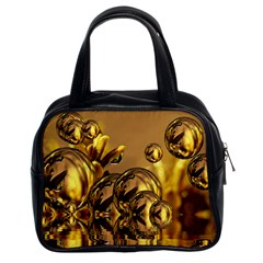 Magic Balls Classic Handbag (Two Sides)
