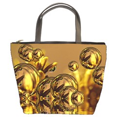 Magic Balls Bucket Bag
