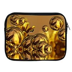 Magic Balls Apple Ipad 2/3/4 Zipper Case