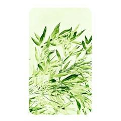 Bamboo Memory Card Reader (rectangular)