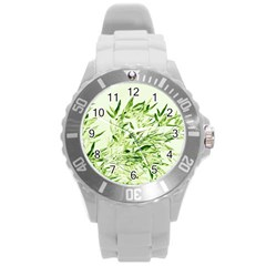 Bamboo Plastic Sport Watch (Large)