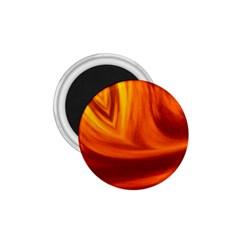 Wave 1 75  Button Magnet