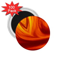 Wave 2.25  Button Magnet (100 pack)