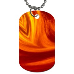 Wave Dog Tag (Two-sided)