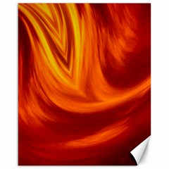 Wave Canvas 16  x 20  (Unframed)