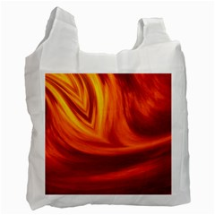 Wave Recycle Bag (two Sides)