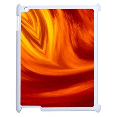 Wave Apple Ipad 2 Case (white)