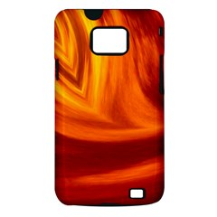Wave Samsung Galaxy S II Hardshell Case (PC+Silicone)