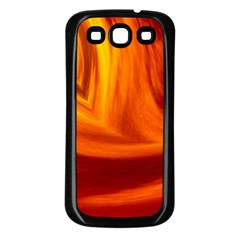 Wave Samsung Galaxy S3 Back Case (Black)