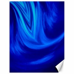 Wave Canvas 12  x 16  (Unframed)