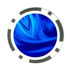 Wave Poker Chip