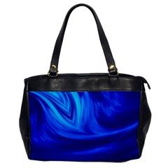 Wave Oversize Office Handbag (One Side)