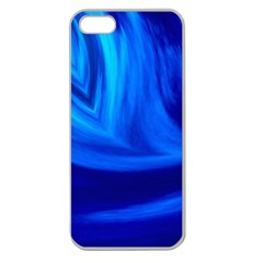 Wave Apple Seamless iPhone 5 Case (Clear)