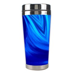 Wave Stainless Steel Travel Tumbler
