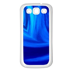 Wave Samsung Galaxy S3 Back Case (white)