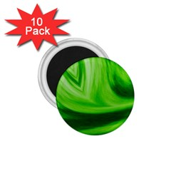 Wave 1.75  Button Magnet (10 pack)