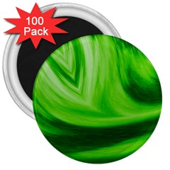 Wave 3  Button Magnet (100 pack)