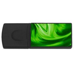 Wave 2GB USB Flash Drive (Rectangle)