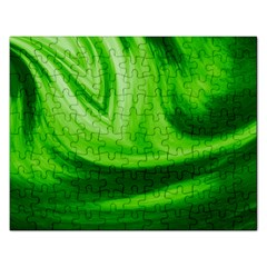 Wave Jigsaw Puzzle (Rectangle)
