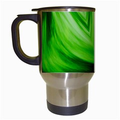 Wave Travel Mug (White)