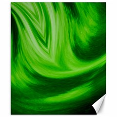 Wave Canvas 20  X 24  (unframed)