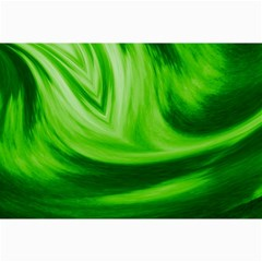 Wave Canvas 20  X 30  (unframed)