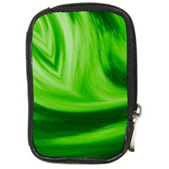 Wave Compact Camera Leather Case