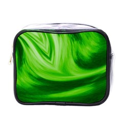 Wave Mini Travel Toiletry Bag (One Side)