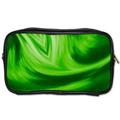 Wave Travel Toiletry Bag (two Sides)