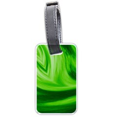 Wave Luggage Tag (Two Sides)