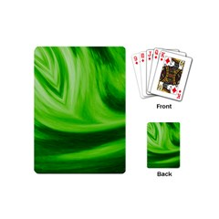 Wave Playing Cards (Mini)