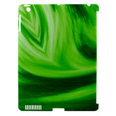 Wave Apple Ipad 3/4 Hardshell Case (compatible With Smart Cover)