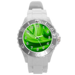 Wave Plastic Sport Watch (Large)