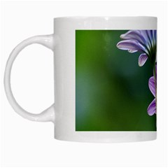 Flower White Coffee Mug