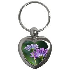 Flower Key Chain (Heart)
