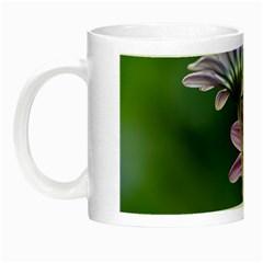 Flower Glow in the Dark Mug