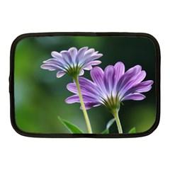 Flower Netbook Case (Medium)