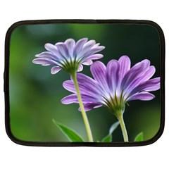 Flower Netbook Case (XL)