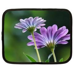Flower Netbook Case (XXL)